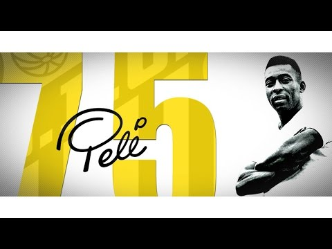 #PELÉ75