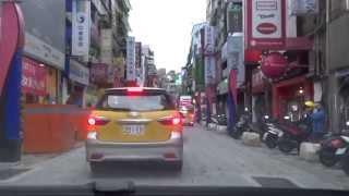 【バニラエアで台湾 15】 車載動画 09 基隆