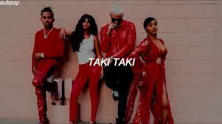 TAKI TAKI (LETRA EN ESPAÑOL) | DJ SNAKE OZUNA SELENA GOMEZ CARDI B