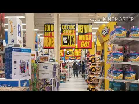 Toys R Us Closing Dedham Massachusetts
