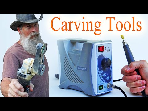 My Favorite Power Carving Tools,
