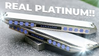 Corsair Dominator REAL Platinum Mod: Deanodised & Platinum-Coated! | bit-tech Modding