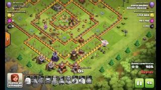 HIGHEST GOLD LOOT EVER 1.258.000 (+340K LEGEND BONUS) - Clash of Clans