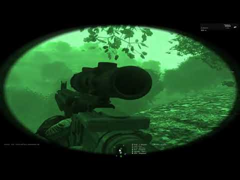 2nd MEF Arma 3 Realism - 12/15/2014 Clafghan (Night Time Convoy)