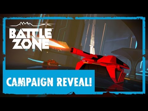 Battlezone | Official Campaign Reveal Trailer | VR