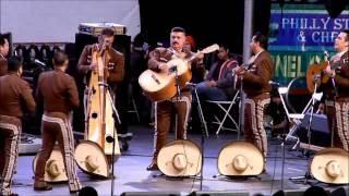 Mariachi Los Camperos de Nati Cano, RVA Folk Festival 2014 pt  2