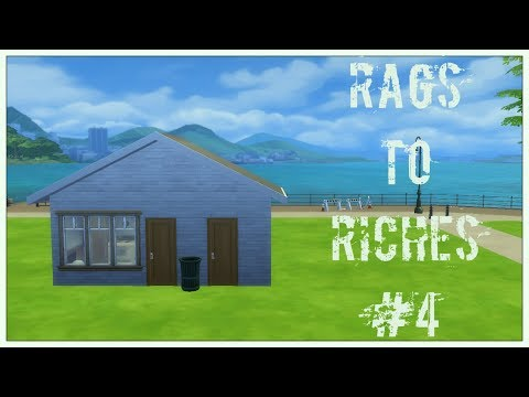 The Sims 4: Rags to Riches #5 | Kunyhó