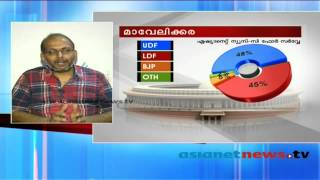Election Survey 2014 :Asianet News C Fore Survey Result: Mavelikkara, അഭിപ്രായ സര്‍വ്വേ