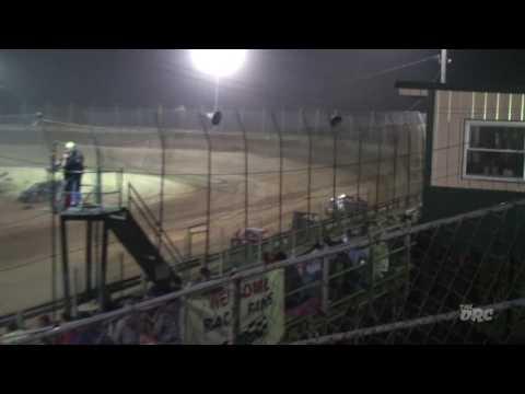 Moler Raceway Park | 9.23.16 | Season Championships | UMP Modifieds | Heat 2
