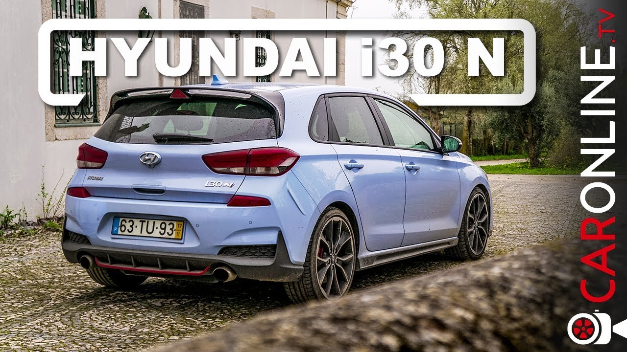 quero mais disto hyundai i30 n 275cv review portugal. Black Bedroom Furniture Sets. Home Design Ideas
