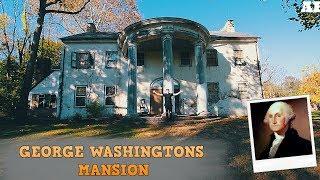 Abandoned Mansion of George Washingtons Headquarters!