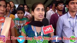 Social Media Boon or Should be Ban?  KPRIT College  || YOYO TV English