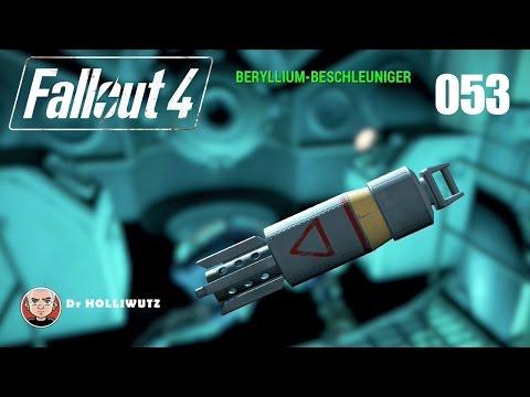 Fallout 4 #053 - Beschaffung des Beryllium Beschleunigers [XBO][HD] | Let's play Fallout 4