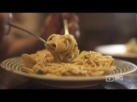Arte Bianca Italian Restaurant in Double Bay NSW serving Pizza, Pasta and Wine