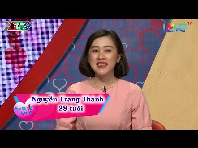 Trailer BẠN MUỐN HẸN HÒ - Tập 380   22h45 thứ Hai 30/04/2018 trên HTV7