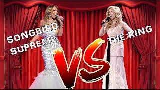 Mariah Carey vs Lara Fabian | AMAZING Belting Battle (A4-G5)