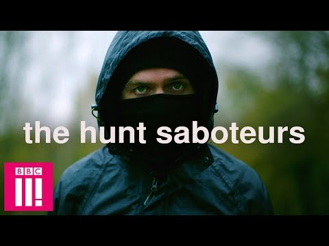 Battle In The Country: The Hunt Saboteurs