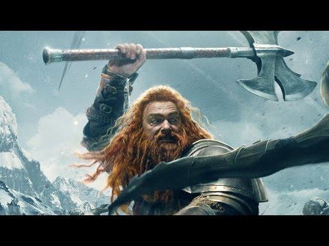 Ray Stevenson on His Hopes for Thor: Ragnarok - NYCC 2015