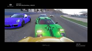 GT Sport Compilation Fail, crashes, karma, reckless driver #6