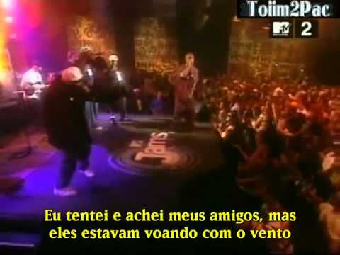 2Pac - Keep Ya Head Up (Live MTV 1993) - Legendado