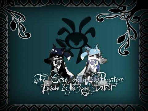 【Animal Jam】 The Curse of a Phantom: Episode 8 - Royal District