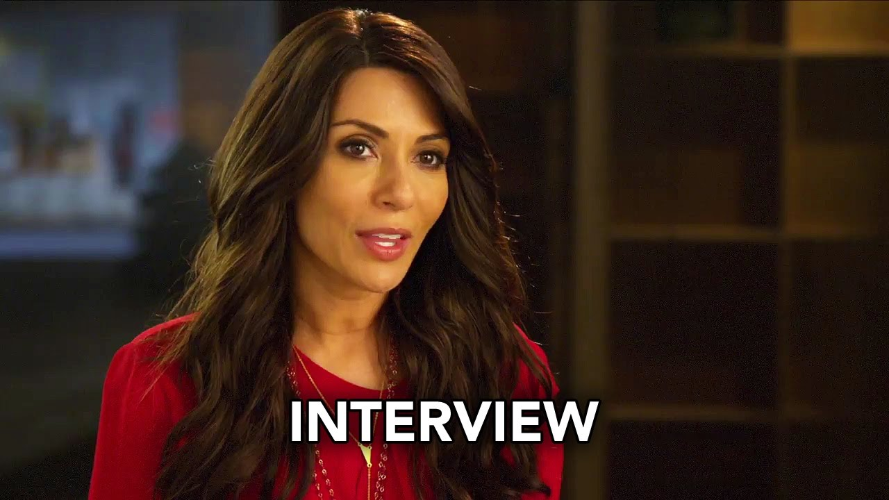 Riverdale (The CW) Marisol Nichols Interview HD - YouTube