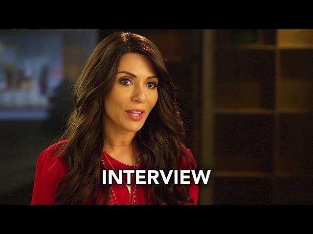 Riverdale (The CW) Marisol Nichols Interview HD