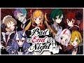 【にじさんじ】Bad ∞ End ∞ Night 歌ってみた【#お屋敷組】:w32:h24
