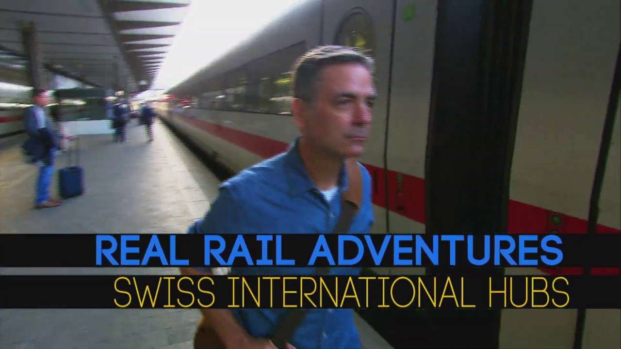 """HD Travel-Switzerland  Real Rail Adventures: """"Train Facts and Zurich"""" - copy - copy - copy - copy"""