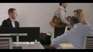 FrameFour - Für die vielfältigen Arbeitsweisen von heute