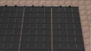 How Heliocol Solar Pool Heating Works