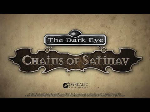 The Dark Eye: Chains of Satinav - coming to consoles on January 27th!