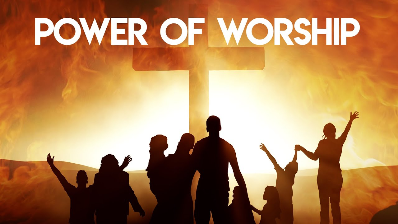 This is the True Power of Worship - Bring Down Heaven - Rick Pino