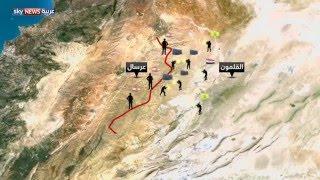 النصرة وداعش.. معارك على الهامش