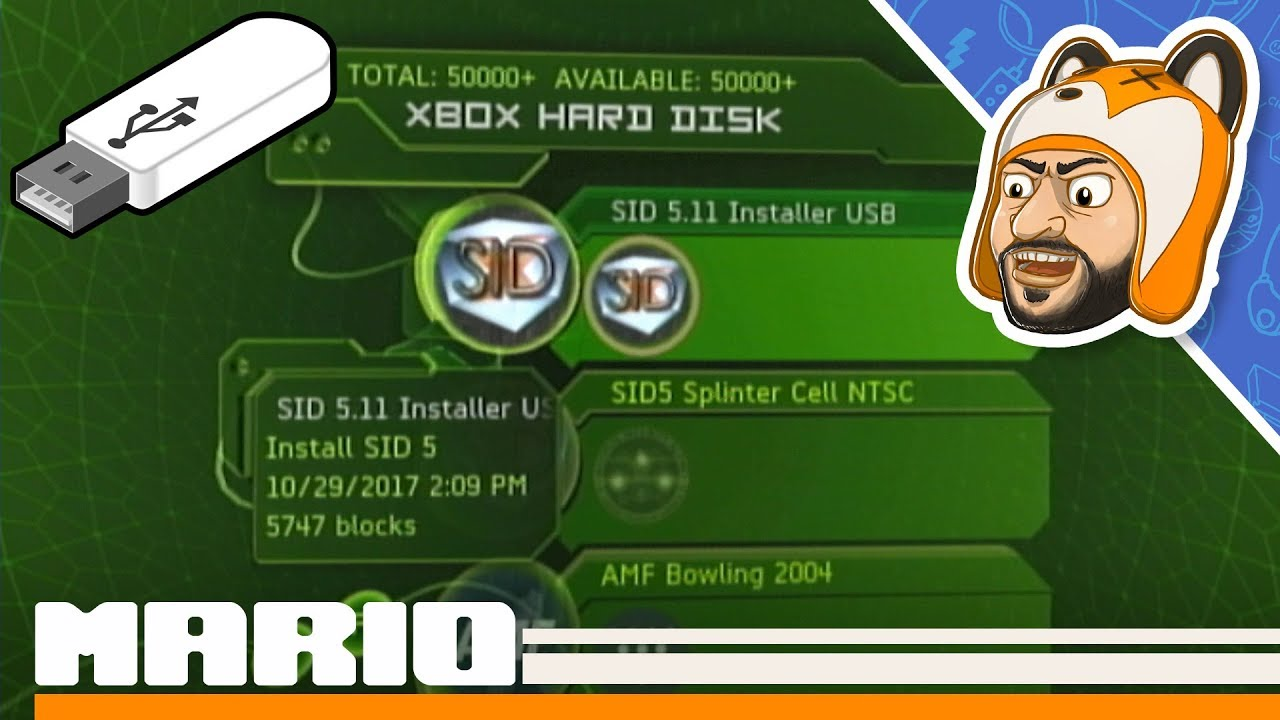 How to Softmod Your Original Xbox with a Flash Drive | Original Xbox USB  Softmod Tutorial