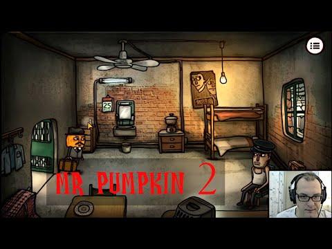 Mr Pumpkin 2 прохождение ч.1 |обзоры мобильных игр и приложений
