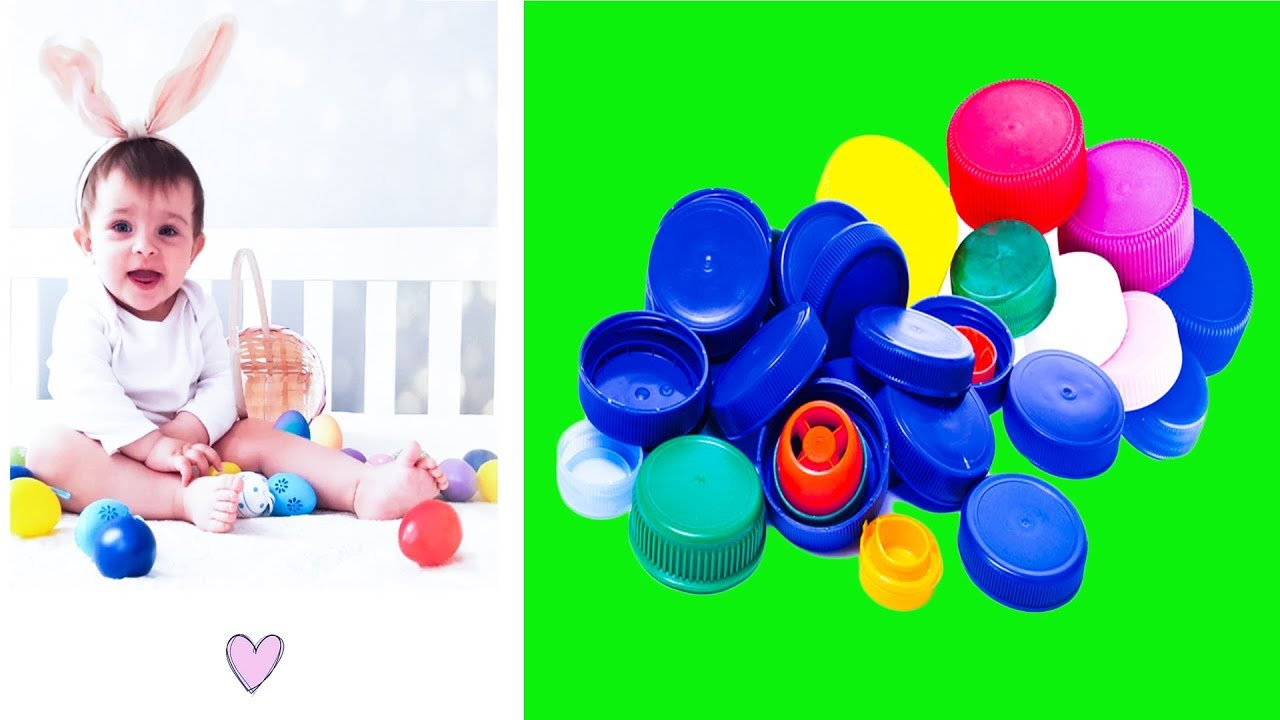 Diy Baby toys easy | DIY Montessori Toys for Babies ...