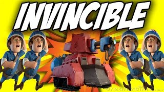 THE INVINCIBLE SCORCHER! | Boom Beach