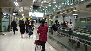 #2 イミグレーション 入国審査 バンコク スワンナプーム空港
