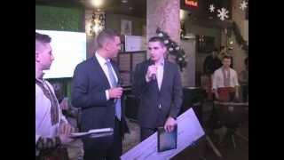 Церемония награждения победителей ЛЧИ 2012