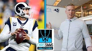 NFL Week 11 Cheat Sheet: How Rams' O can beat Bears' D | Chris Simms Unbuttoned | NBC Sports