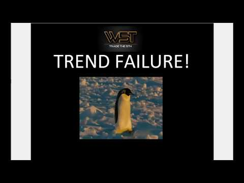 2 Instances That Present Trend Failure with Wave5Trade