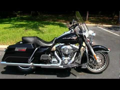 2011 Harley-Davidson FLHR Road King Used Motorcycles For Sale