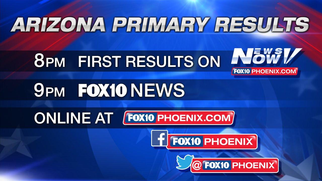 arizona election results 2018
