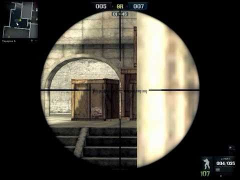 Destabilise [ Point Blank Russia L115A1 Fragmovie by Randall