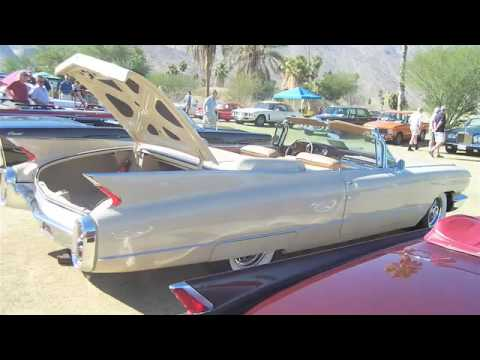 Palm Springs Casual Concours Classic Car Show By Great Autos Of - Palm springs car show