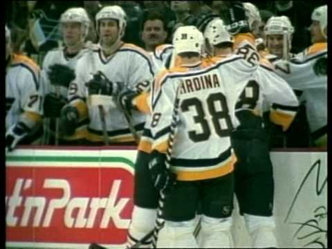 Mario Lemieux Classic Moments