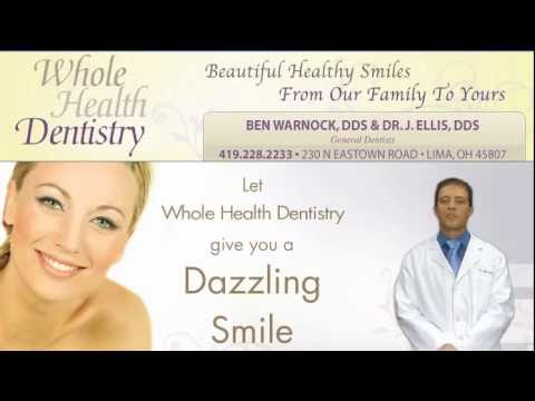 Dentist Lima Ohio, Cosmetic, Family, Sedation, Implant Dentistry