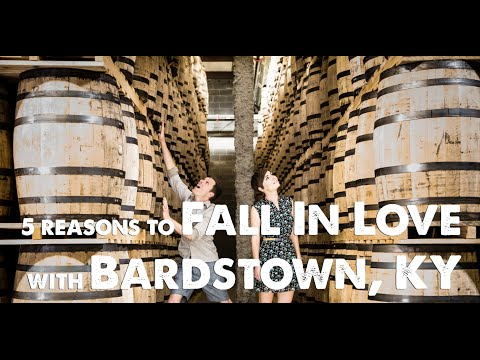 Our Top 5 Reasons to Love Bardstown, KY