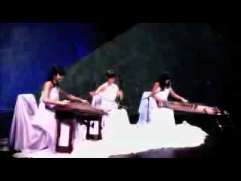NewAge Korean traditional music group IS  sutasi 2009